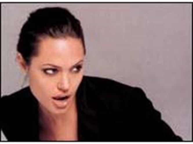En seksisi Jolie